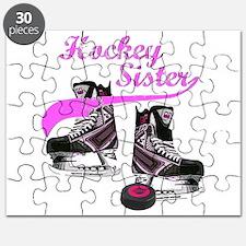 Hockey Sister Puzzle