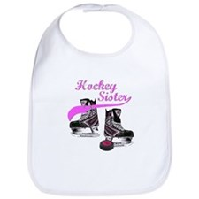Hockey Sister Bib