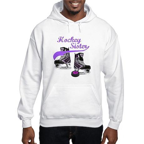 Hockey Sister Hooded Sweatshirt
