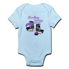 Hockey Sister Infant Bodysuit