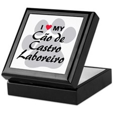 Cao de Castro Laboreiro Keepsake Box