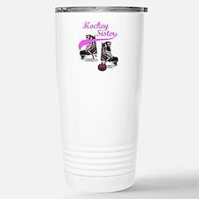 Hockey Sister Travel Mug