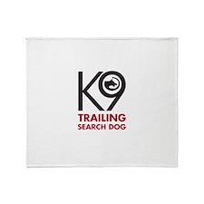 Trailing Bold Throw Blanket