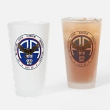 1st / 325th AIR Drinking Glass