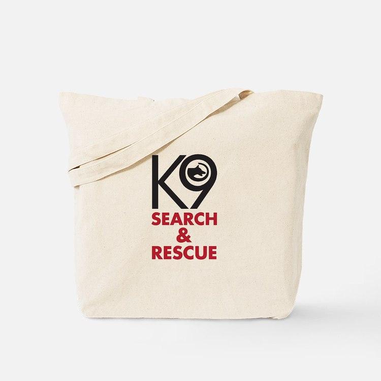 K9 Bold General S&R Tote Bag