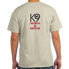 K9 Bold General S&R T-Shirt