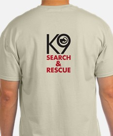 K9 Bold General S&R T-Shirt