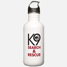K9 Bold General S&R Water Bottle
