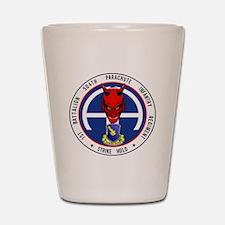 1st / 504th PIR Shot Glass