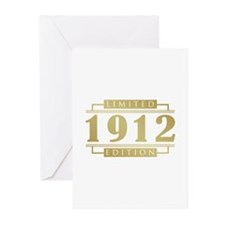 1912 Limited Edition Greeting Cards (Pk of 10)