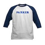 Parker Kids Baseball Jersey