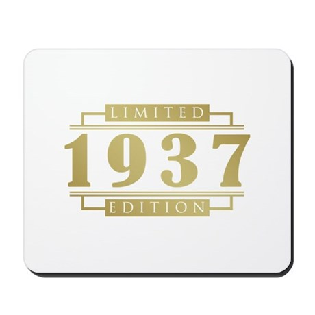 1937 Limited Edition Mousepad