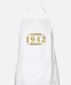 1942 Limited Edition Apron