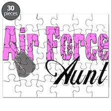 Air Force Aunt Puzzle