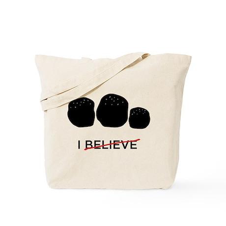 Non-Believer Tote Bag
