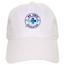 Disaster circles Baseball Cap