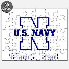 Proud Navy Brat Puzzle