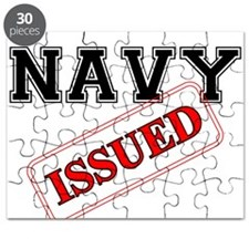 Navy Issued Puzzle