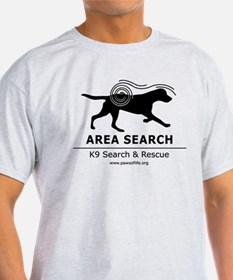 Area Search T-Shirt