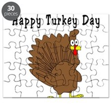 Happy Turkey Day Puzzle