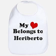 My Heart: Heriberto Bib