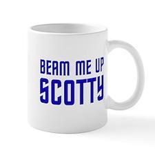 Beam me up, Scotty. Mug