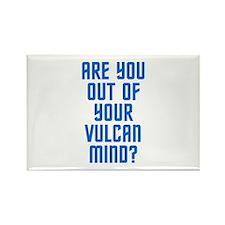 Vulcan Rectangle Magnet