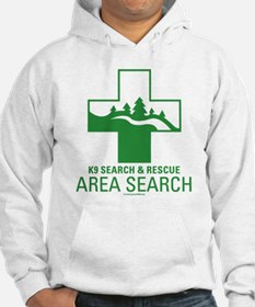 Area Search Crosses Hoodie