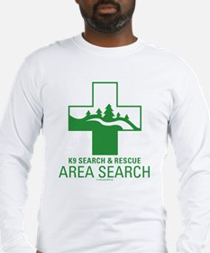 Area Search Crosses Long Sleeve T-Shirt