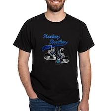 Hockey Brother - Blue T-Shirt