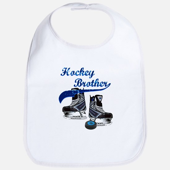 Hockey Brother - Blue Bib