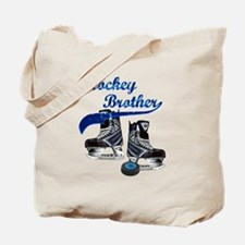 Hockey Brother - Blue Tote Bag