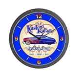 Muscle car Wall Clocks