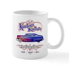 Kustom Kulture - Blue Lead Sled Mug