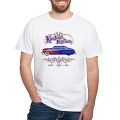 Kustom Kulture - Blue Lead Sled Shirt