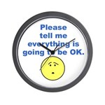 Please tell me.... Wall Clock