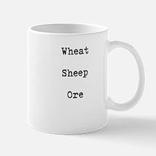 Wheat Sheep Ore Mug