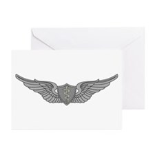Flight Surgeon Greeting Cards (Pk of 10)