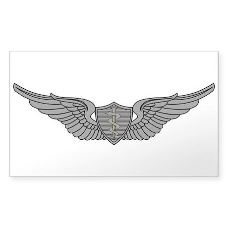 Flight Surgeon Sticker (Rectangle)