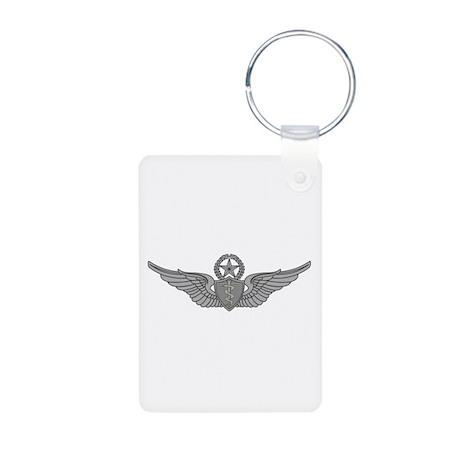 Flight Surgeon - Master Aluminum Photo Keychain