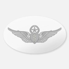 Flight Surgeon - Master Sticker (Oval)