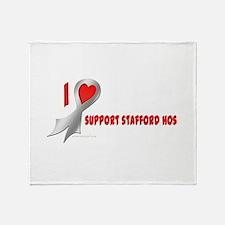 Silver I Heart/Support Support Stafford Hos Stadi