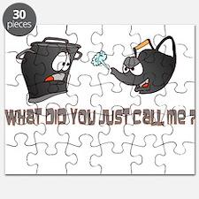 Pot calling the Kettle Black Puzzle