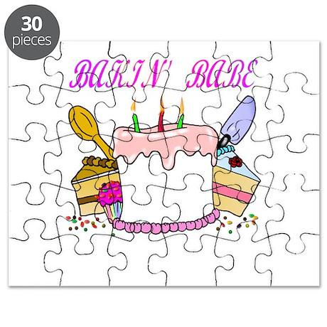 Bakin' Babe Puzzle