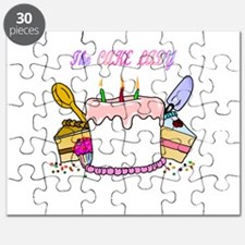 The Cake lady Puzzle
