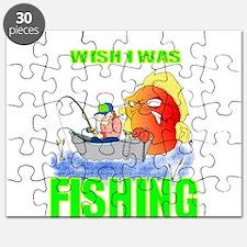 WISH I WAS FISHING Puzzle