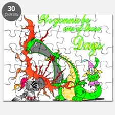 Knights Bad Day Puzzle