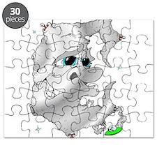 MR. Moon & Friends Puzzle