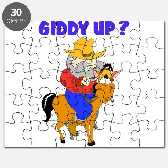 GIDDY UP? Puzzle