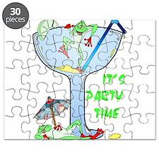 Frog-arita Puzzle